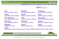 DMOZ - The Open Directory Project